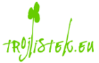 Trojlístek Logo